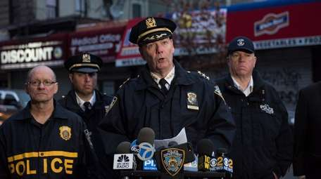 Terence Monahan, who will become the NYPD's chief