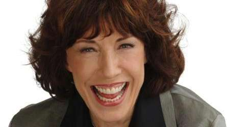 FRIDAY: RINGY-DINGY Award-winning comedian Lily Tomlin performs a