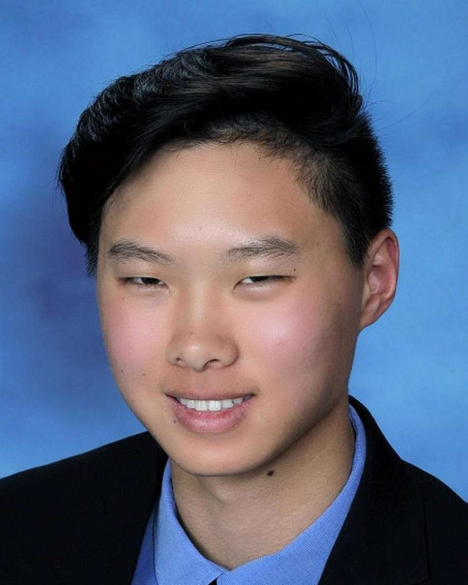Justin Ng of George W. Hewlett High School
