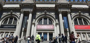 Beginning in March, the Metropolitan Museum of Art