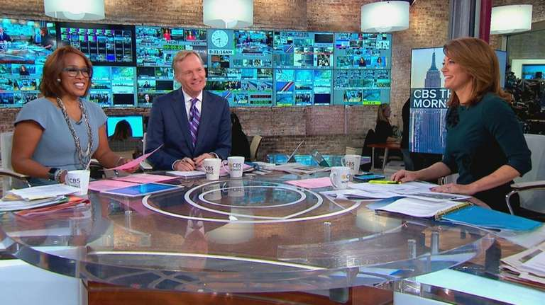 John Dickerson Set to Replace Charlie Rose on 'CBS This Morning'