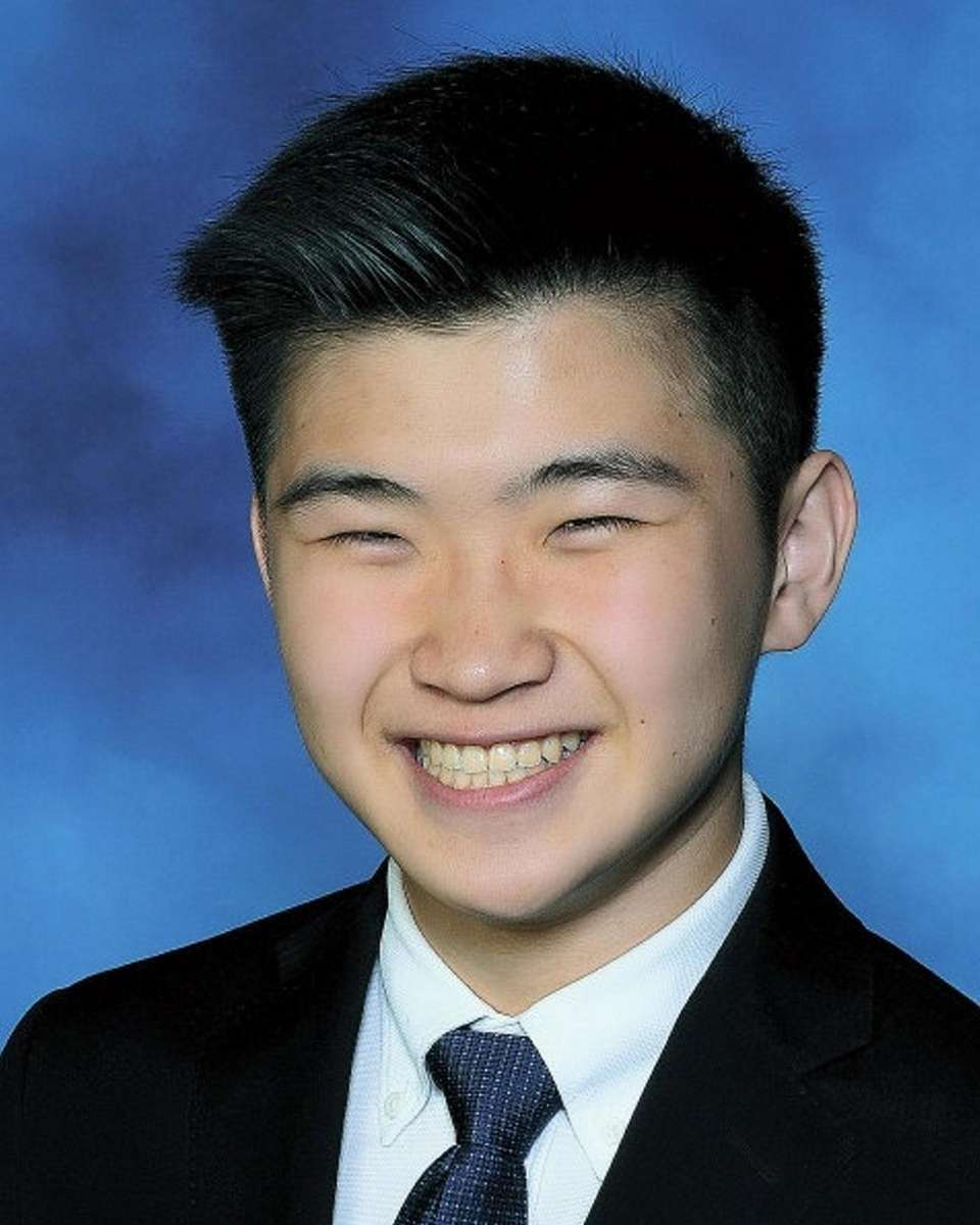 Daniel Kim of Great Neck South High School