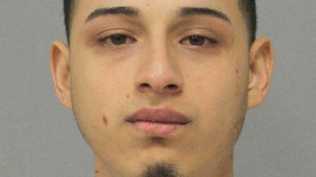 Michael S. Villanueva, 23, was arrested Monday, Jan.