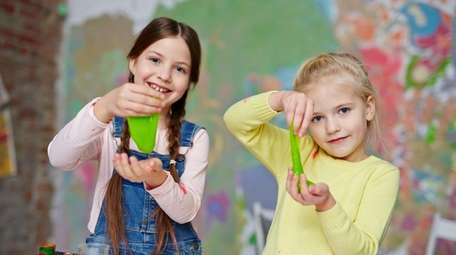 Toy experts expect the popularity of slime to