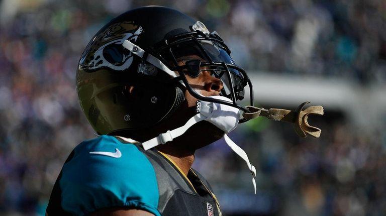 Jalen Ramsey of the Jacksonville Jaguars in the