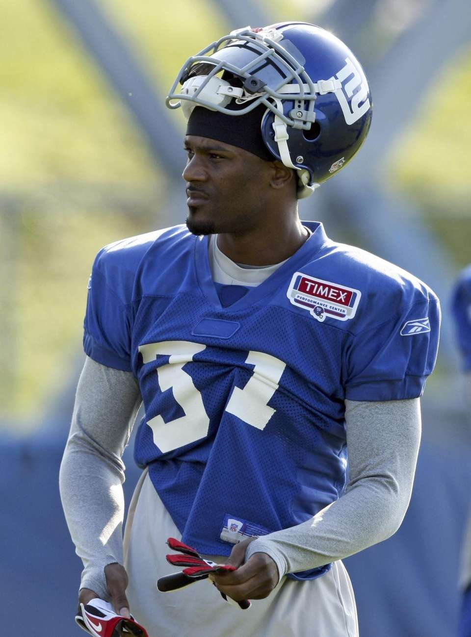Giants cornerback Aaron Ross has recovered from a