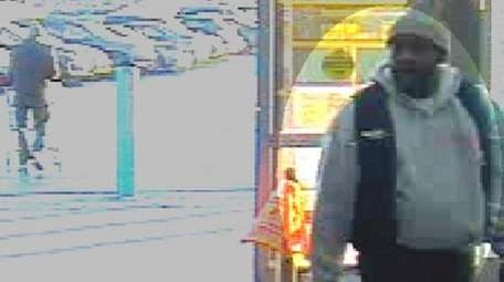 Police say this man robbed a Valley Stream