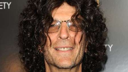 Howard Stern attends The Cinema Society and D&G