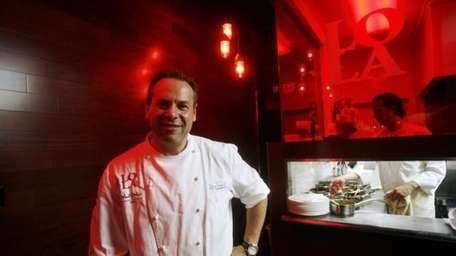 Michael Ginor is the chef at Lola in