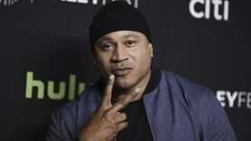 LL Cool J, born Jan. 14, 1968.
