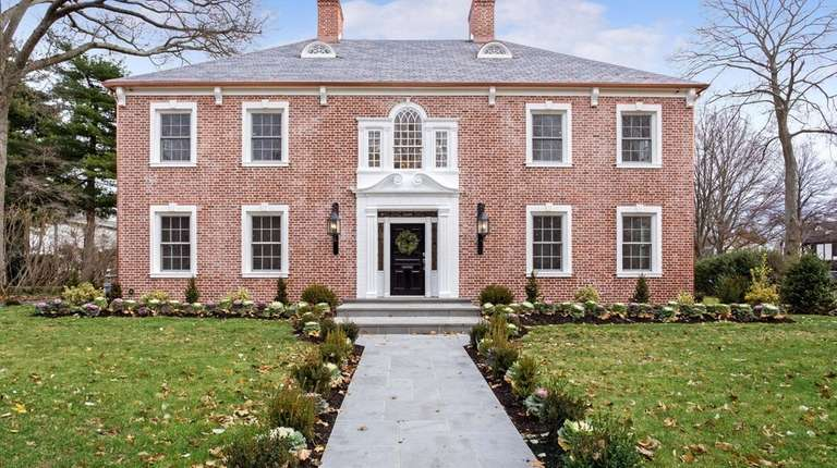 No Need To Shovel At This $2.925M Garden City Home | Newsday