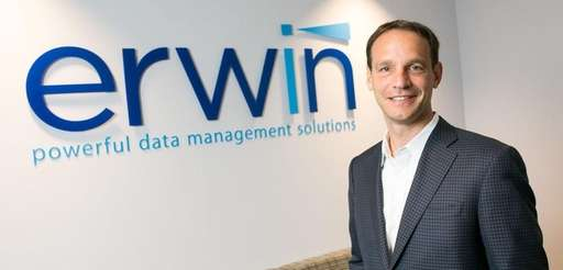 Adam Famularo, CEO of erwin Inc., at the