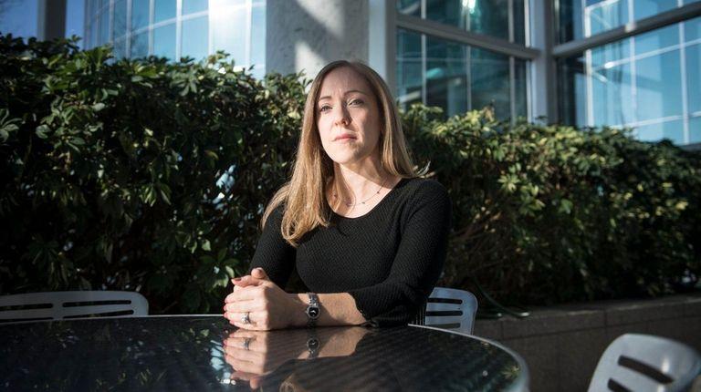 Kimberly Malerba, chair of Ruskin Moscou Faltischek employment