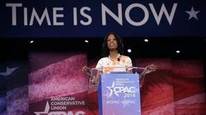 Rep. Mia Love, seen on March 3,