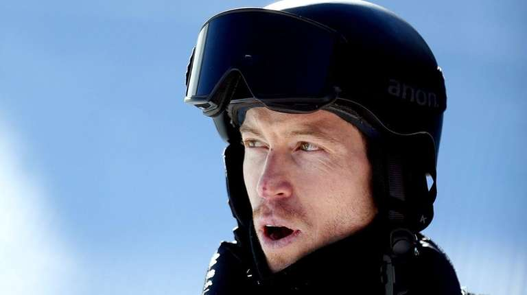 Shaun White #2 of the United States