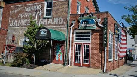 The Brickhouse Brewery in Patchogue on Sept. 4,