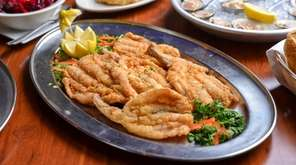 Greek Captain, Glen Cove: This seafood eatery closed