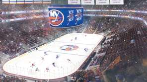 Rendering shows the interior of the proposed 18,000-seat