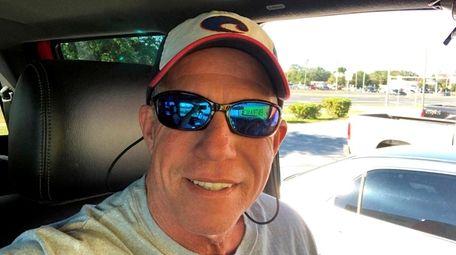 Huntington native Larry Santangelo, 57, helped many of