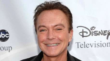 David Cassidy's estate is being sued by
