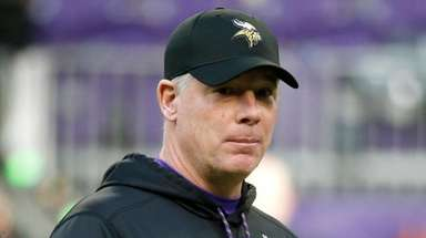 A source said Minnesota Vikings offensive coordinator Pat