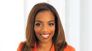 Alisha Laventure, an anchor at Dallas TV station