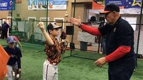 Houston Astros pitching coach Brent Strom gave pitching