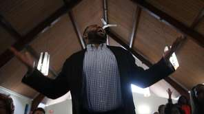 The oldest African-American church on Long Island honored
