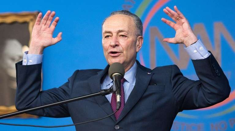 Sen. Charles Schumer said communication between Port Authority,