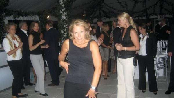 A photo of Katie Couric, which originally appeared