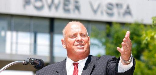 Richard Kessel, seen here on June 28, 2011,