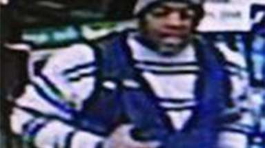 Police released this surveillance image of a man