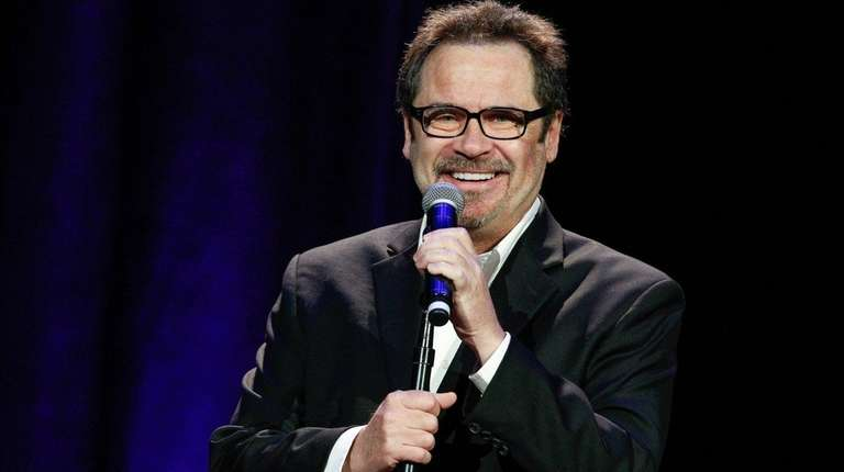 dennis miller brings his edgy comedy to westbury