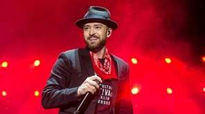 Justin Timberlake will play Madison Square Garden March