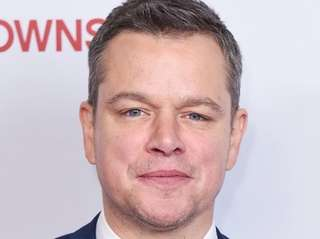 Matt Damon attends the screening of