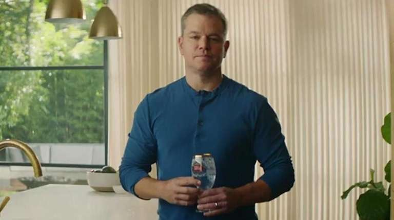 Stella Artois's Cause-Related SB Ad Stars Matt Damon