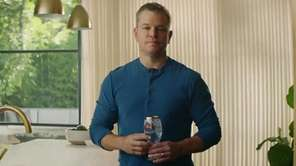 Matt Damon appears in