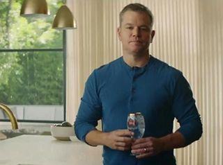 Matt Damon appears in