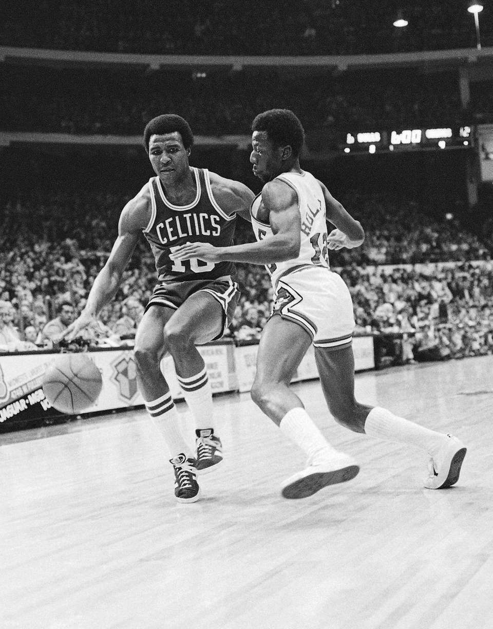 Jo Jo White, a two-time NBA champion with