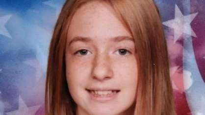 Photo of Courtney Sipes, 11.