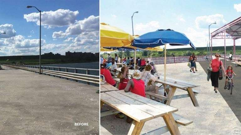 Brooklyn's Jamaica Bay waterfront is getting a makeover: