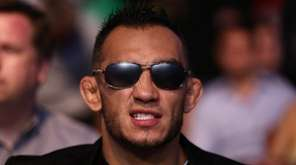 Tony Ferguson at UFC 213 at T-Mobile Arena