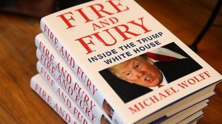 Copies of Michael Wolff's