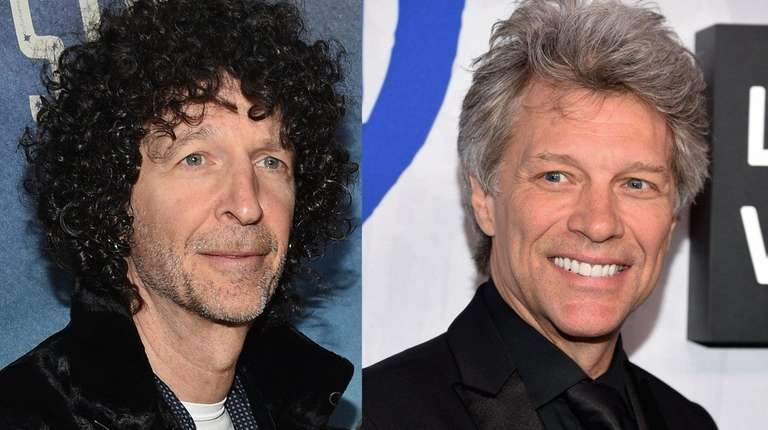 Howard Stern will induct Bon Jovi into Rock Hall