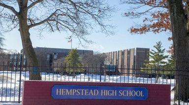 Hempstead High School on Saturday, Jan. 6, 2018,