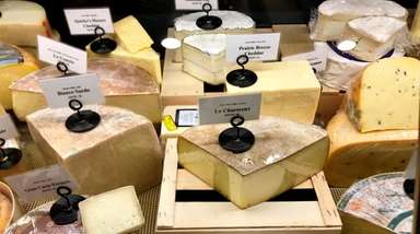 Village Cheese Merchant, new in Rockville Centre, stocks