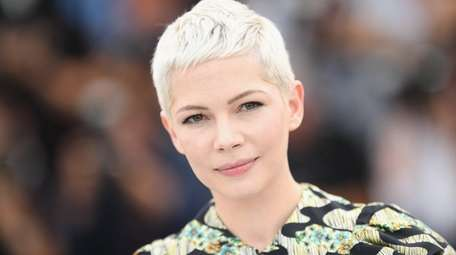 Michelle Williams is reportedly engaged to financier Andrew
