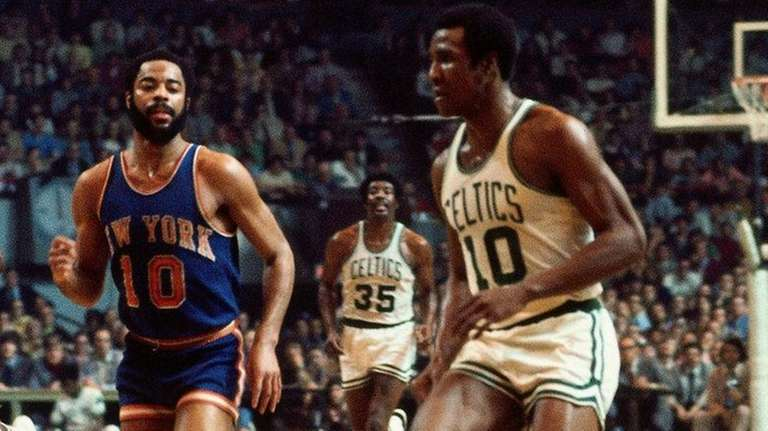 promo code d1714 87908 Former Knick Walt Frazier recalls rivalry with Jo Jo White ...