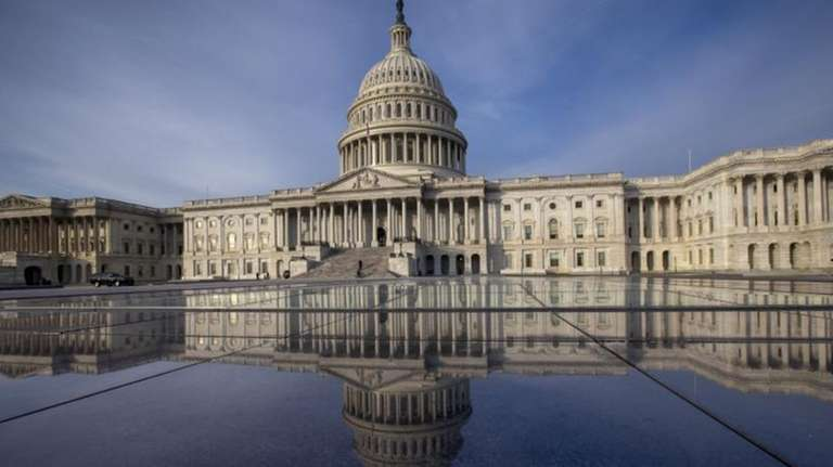 Over to Senate as House passes stopgap measure