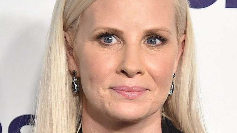 Monica Potter at a CBS event in